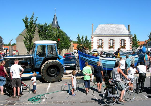 Village Mag pécheur