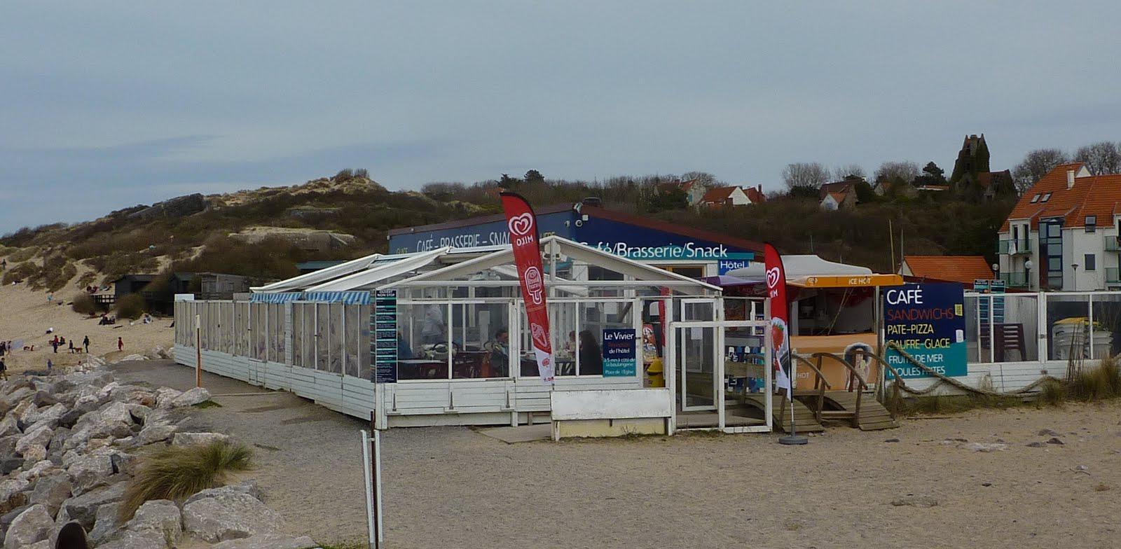 Village Mag snack de la plage(vivier)