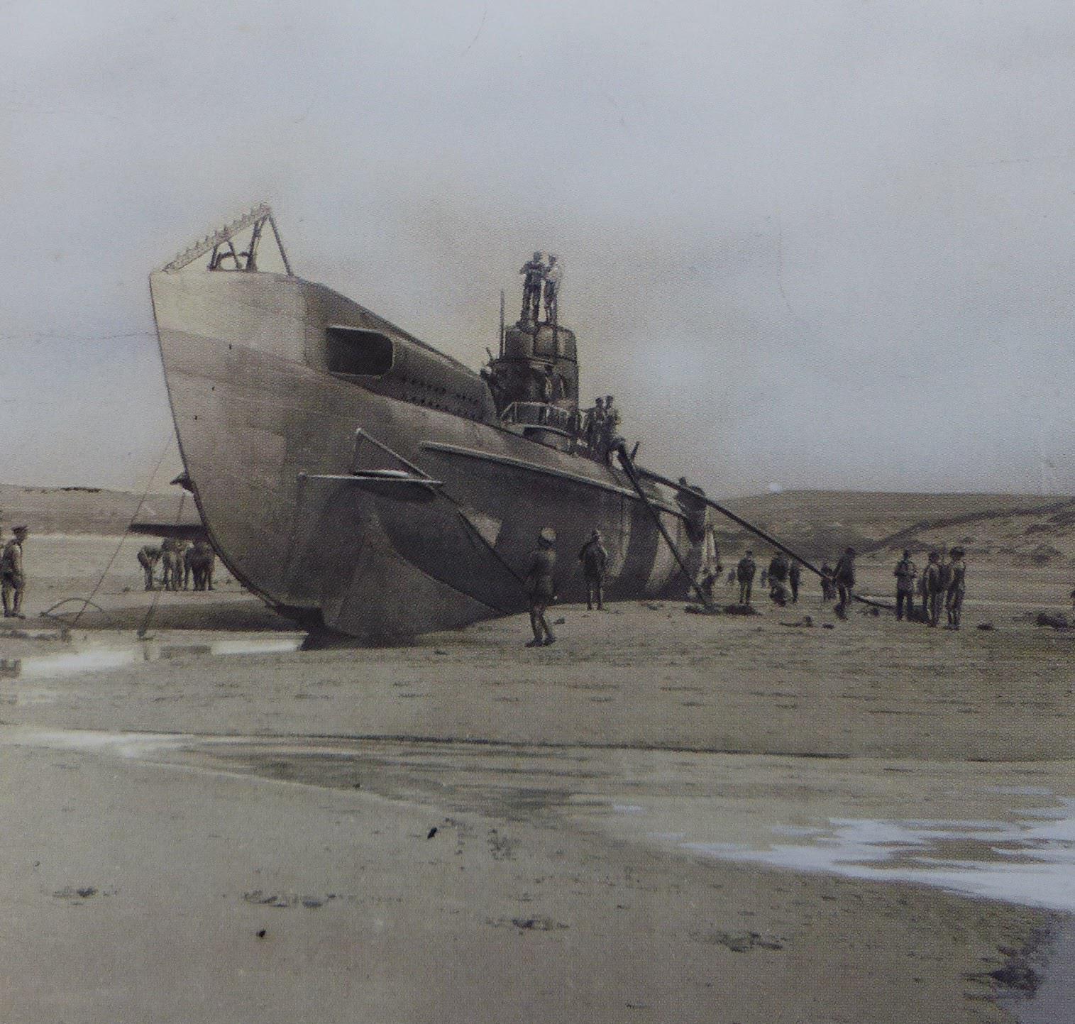 wpas sous marin 15 en 1917