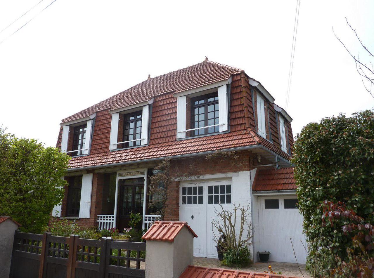 Maison 80030 l'Amitié ancienne Quincaillerie Delannoy