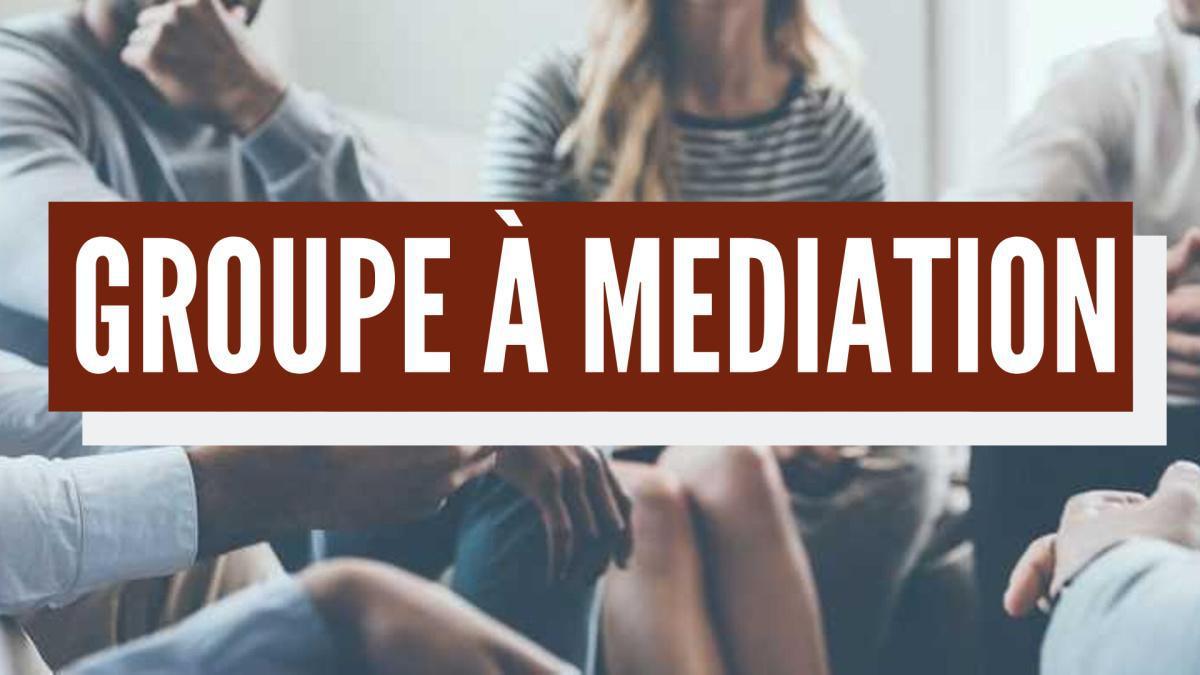 Groupe à médiation
