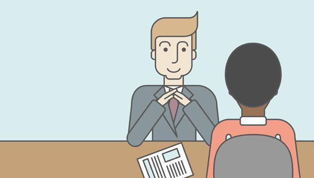 Inscription Atelier préparation à l'entretien d'embauche