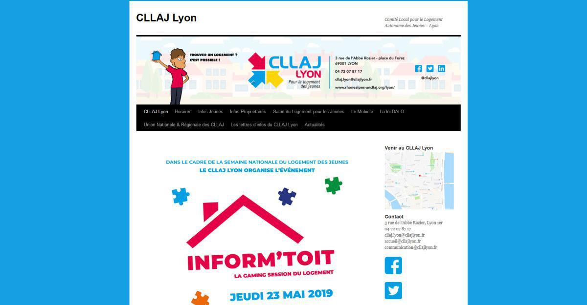 CLLAJ (Comité local pour le Logement Autonome des Jeunes)
