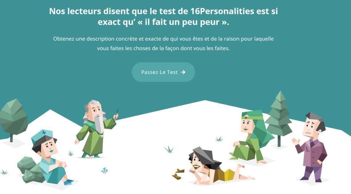 Test de personnalité (MBTI)