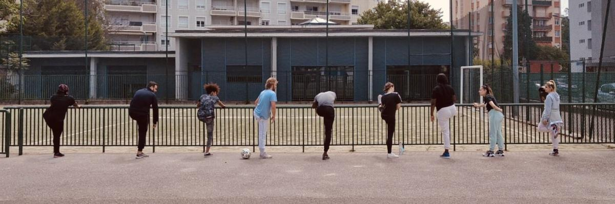 La Garantie Jeunes se remet au sport !