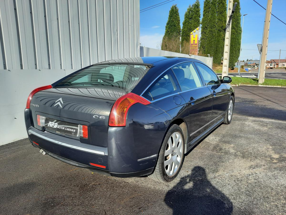 CITROEN C6 2.7 HDI VE EXCLUSIVE