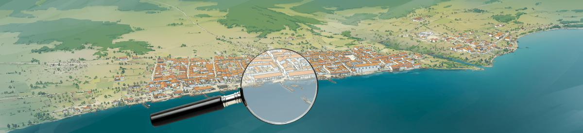 Le port de Lousonna