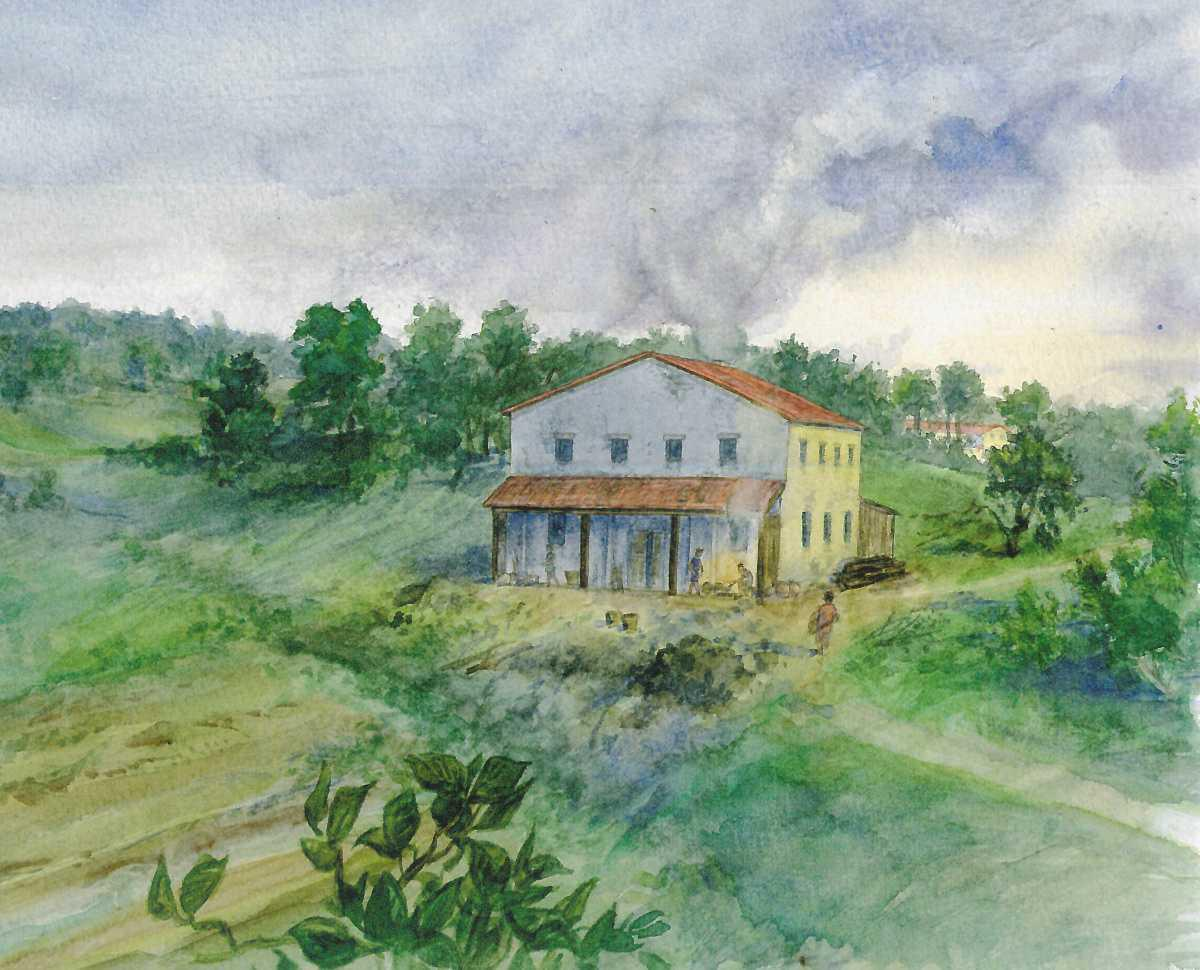 Les villae à la campagne