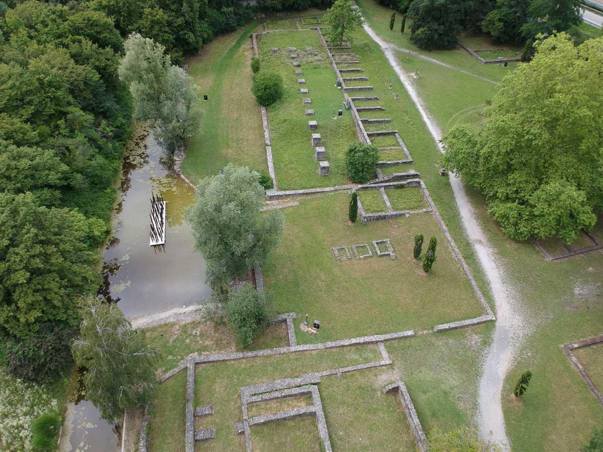 Entretenir le parc archéologique