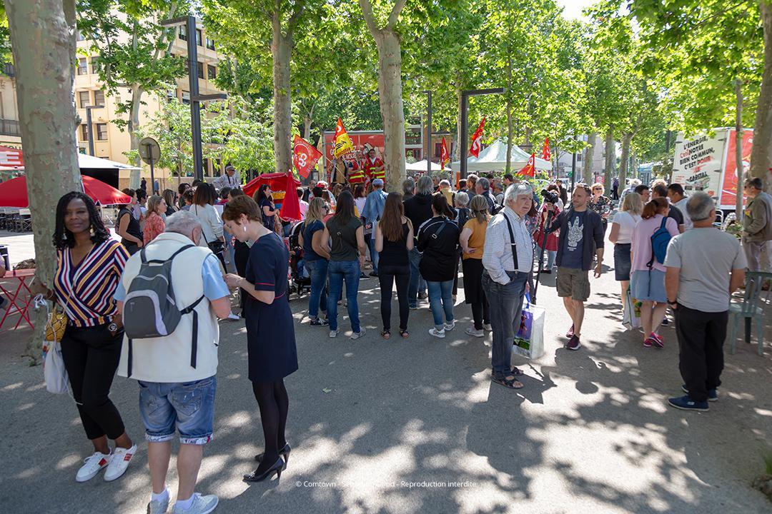 Village des services publics le 23 mai à Narbonne