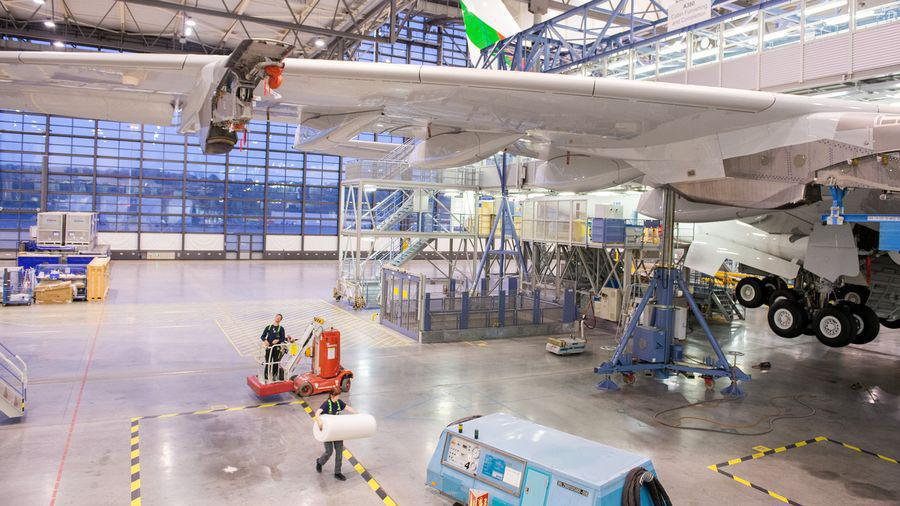Plus de 3500 postes concernés en Europe par la réorganisation d'Airbus