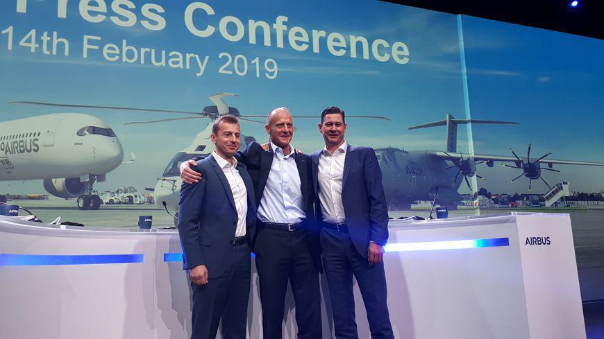 Un parachute doré de 36,8 millions d'euros pour le patron d'Airbus Tom Enders