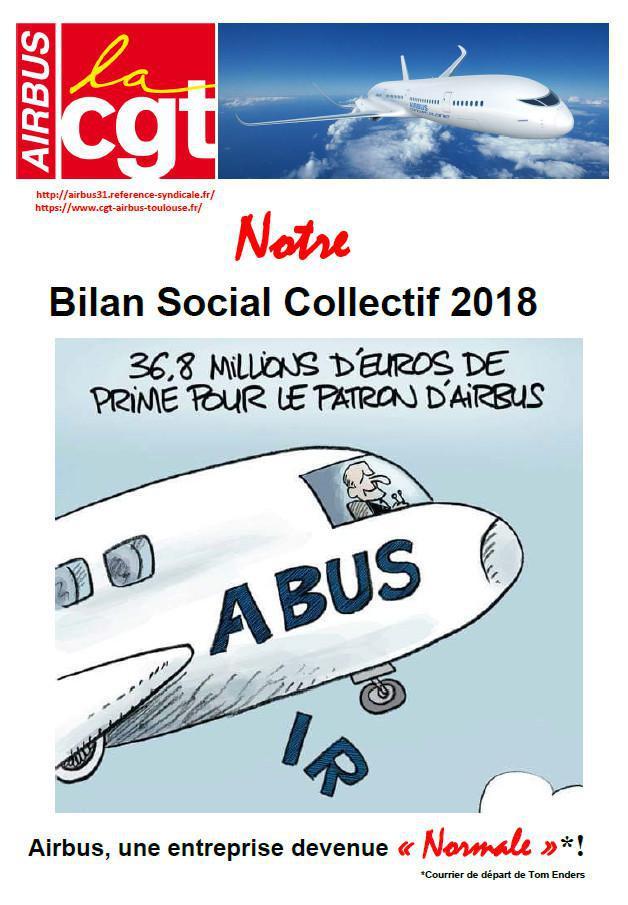 Notre Bilan Social Collectif 2018
