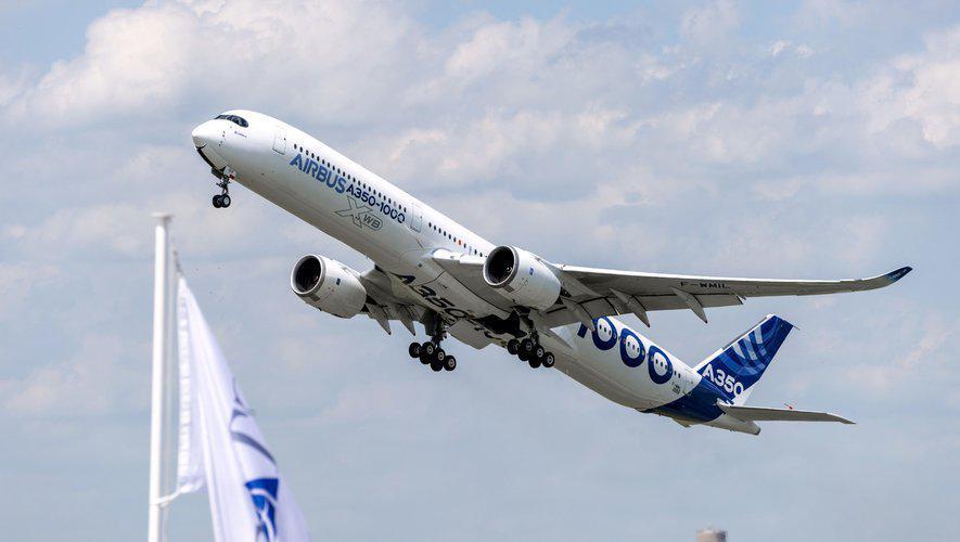 Salon du Bourget : Airbus a engrangé 363 commandes en trois jours