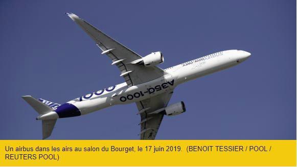 Chroniques du ciel. Bilan salon du Bourget 2019