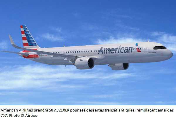 Bourget 2019 : Avec 229 Airbus A321XLR commandés, le nouvel appareil est un succès