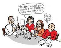 La CGT signe l'accord Egalité Professionnelle et Mixité AIRBUS group