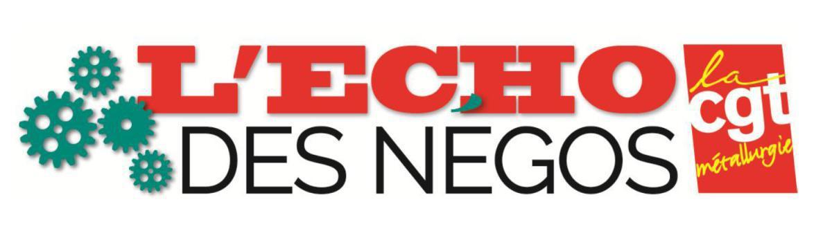 ECHO DES NEGOS | RELATION INDIVIDUELLE DE TRAVAIL