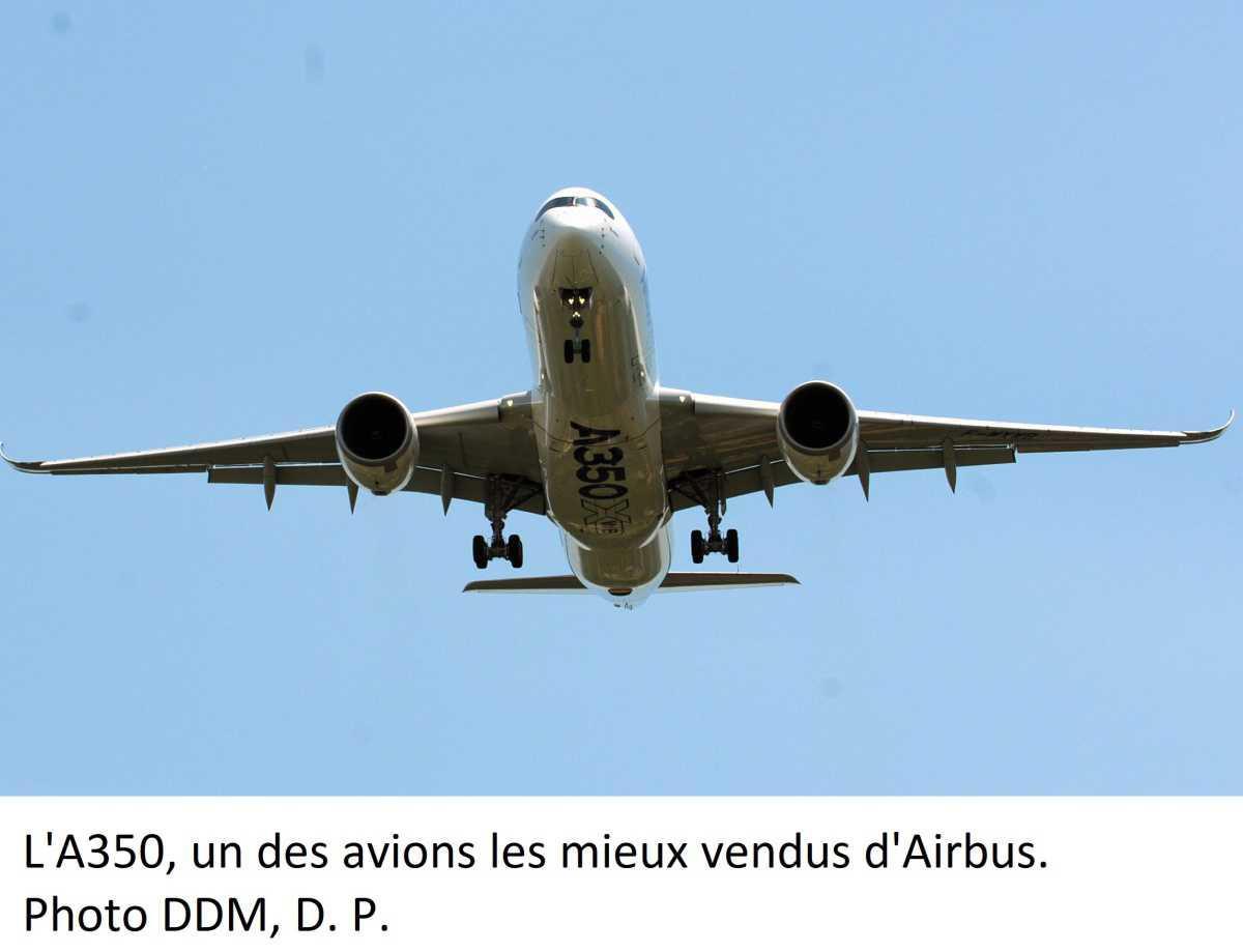 Airbus : pourquoi le carnet de commandes devrait exploser d'ici 2038