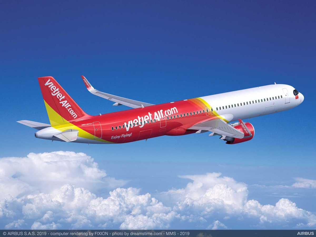 Airbus A321XLR : 300 ventes fermes et 13 clients