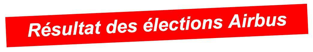 Elections Professionnelles Airbus