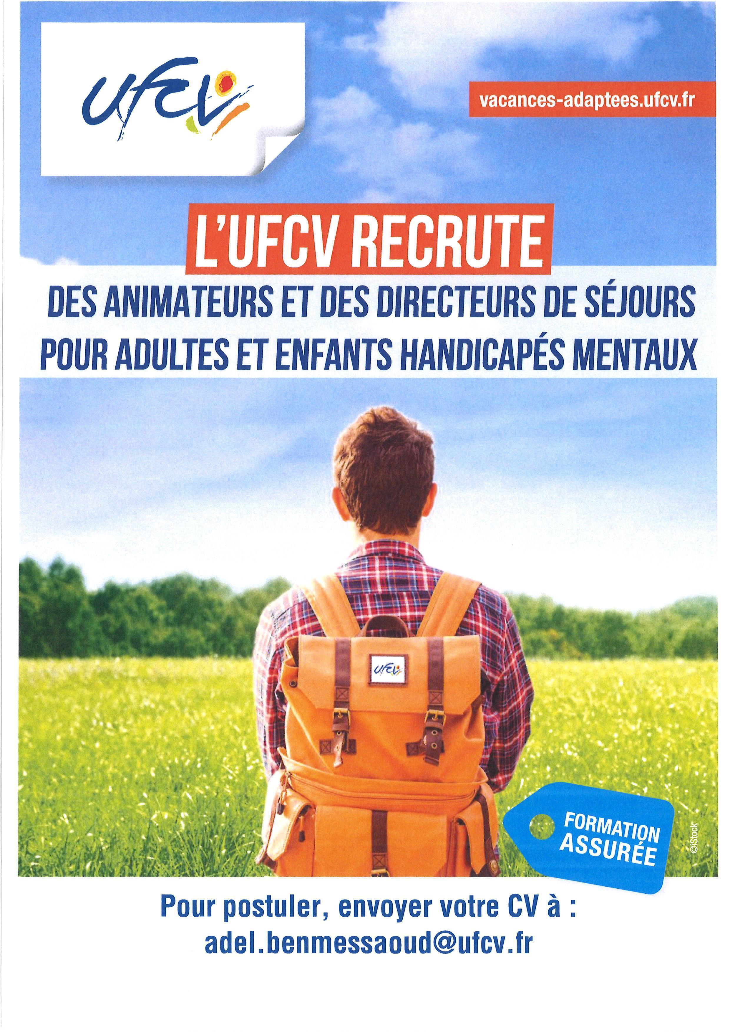 UFCV Affiche