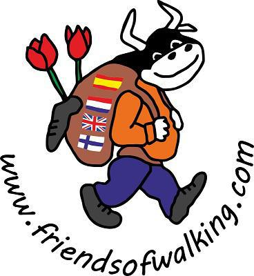 Halsteren 1e Friends of Walking wandeltocht