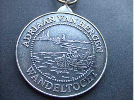 2 daagse Etten Leur, 31e Adriaan van Bergen wandeltocht