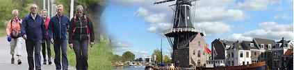 Afgelast, Haarlem Wandel4daagse