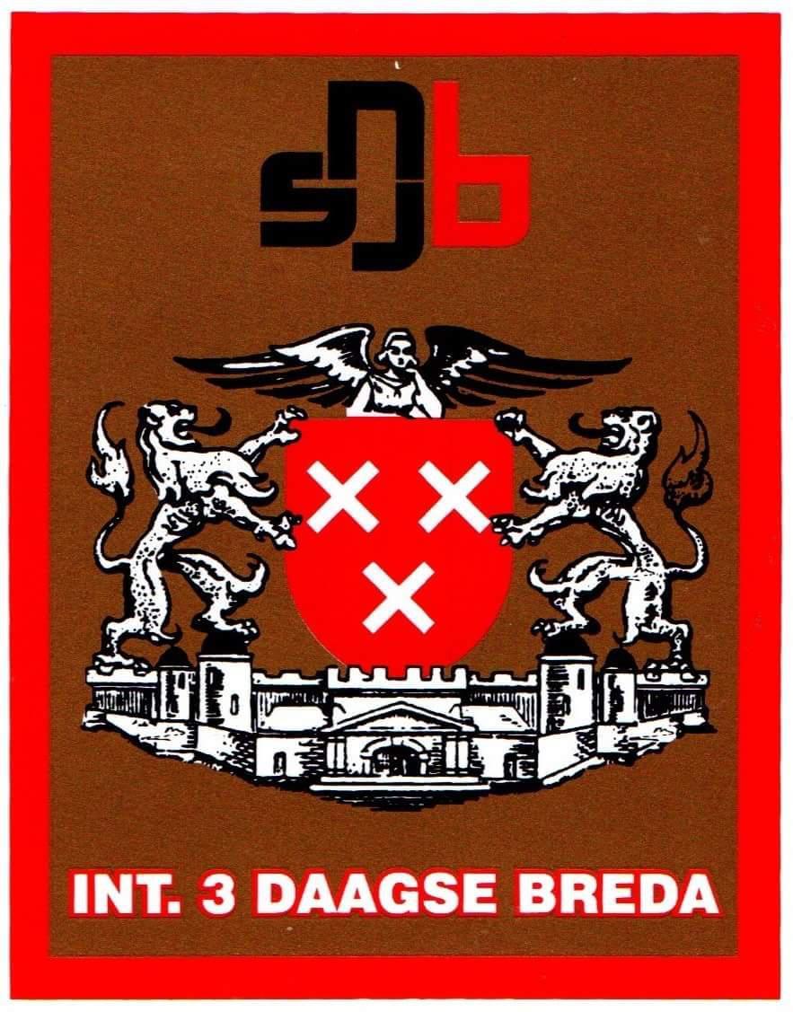 Afgelast, Breda 28e Internationale Pinkstertochten & 33e Internationale 3 daagse