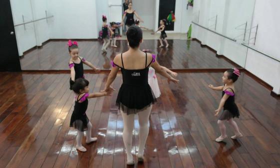 Casa de Danza by Erika Zazueta
