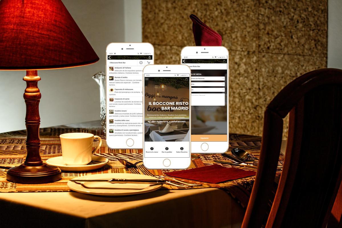 Plataforma Online de Gestión de Pedidos para tu restaurante