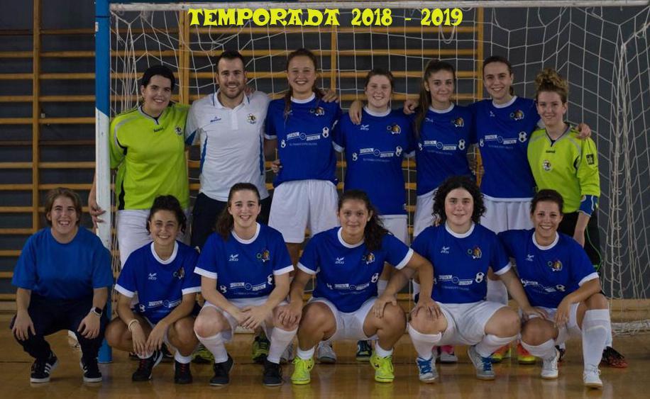 FILIAL - TEMPORADA 2018 - 2019