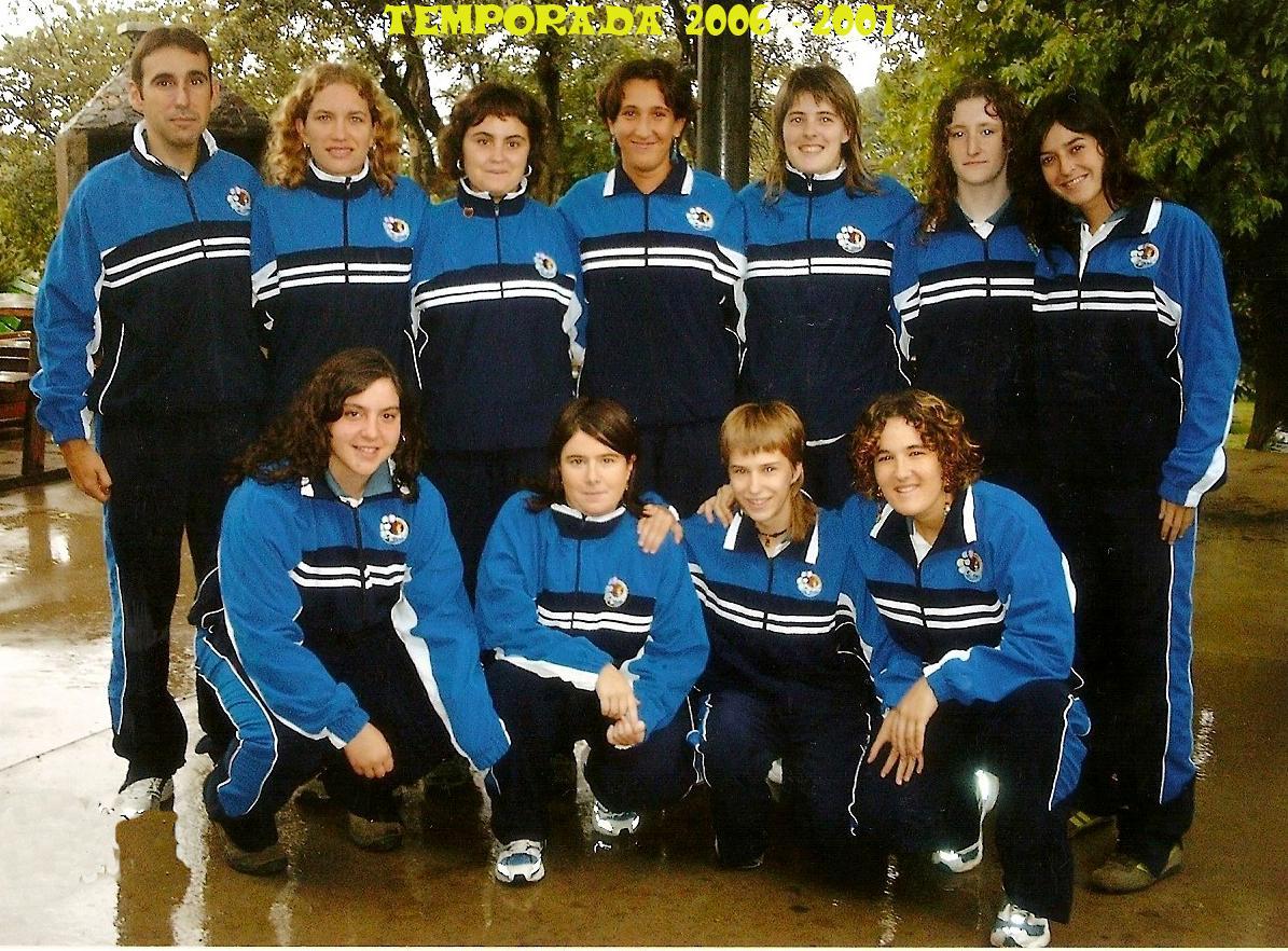 TEMPORADA 2006 - 2007