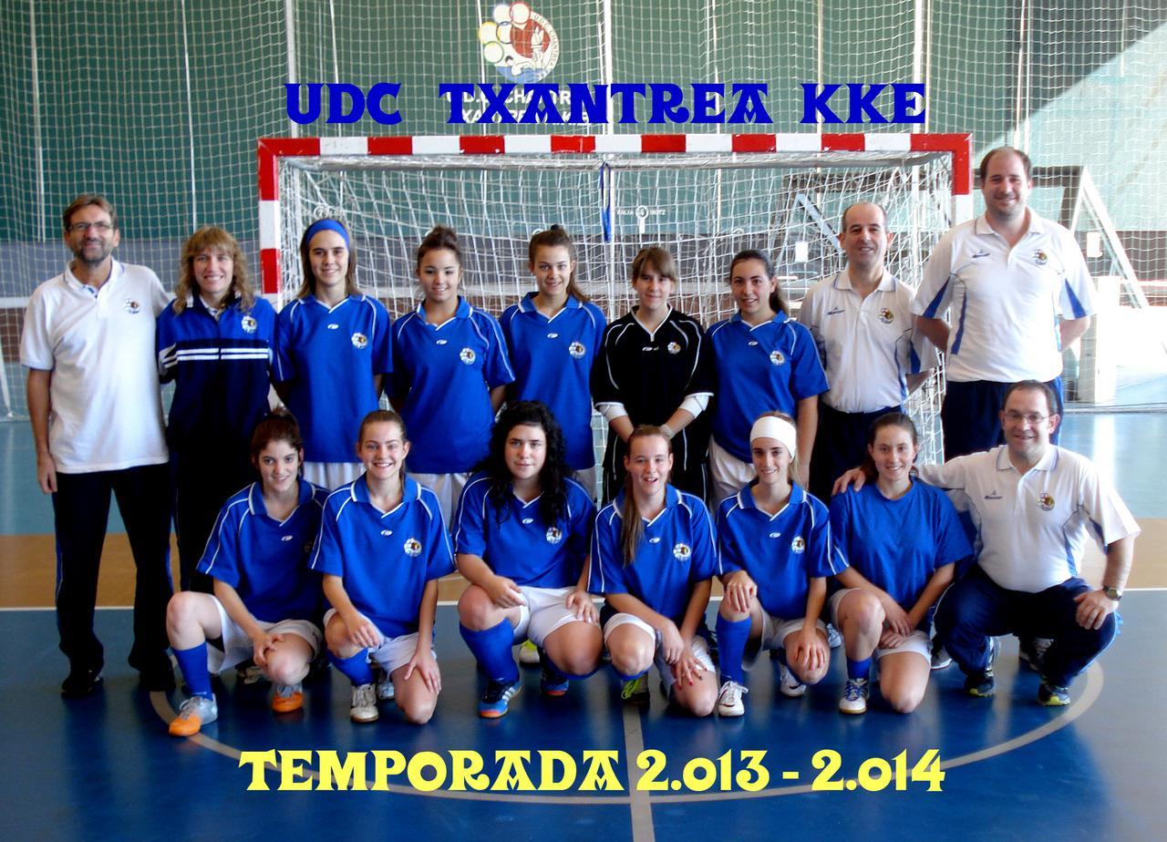 TEMPORADA 2013 - 2014