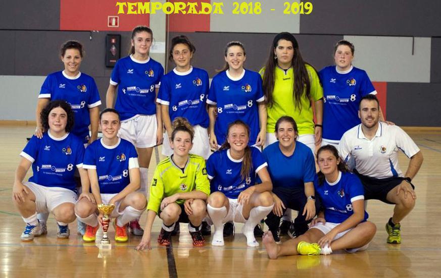 TEMPORADA 2018 - 2019