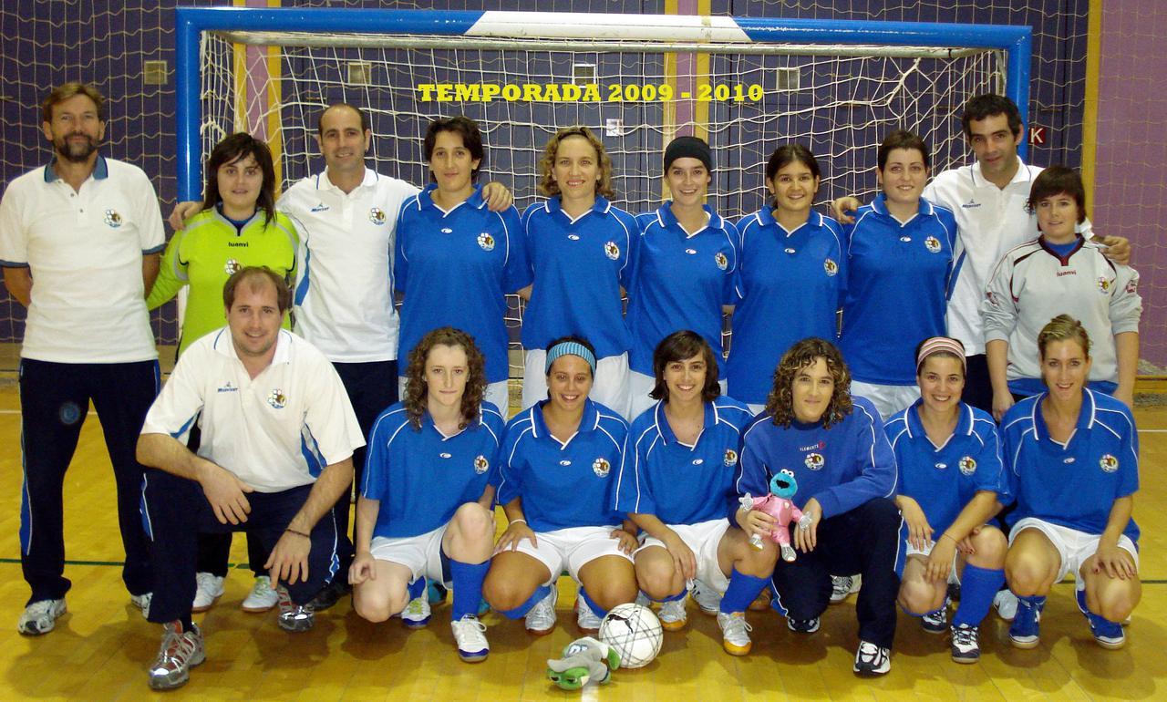 TEMPORADA 2009 - 2010