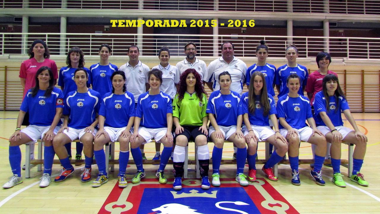 TEMPORADA 2015 - 2016