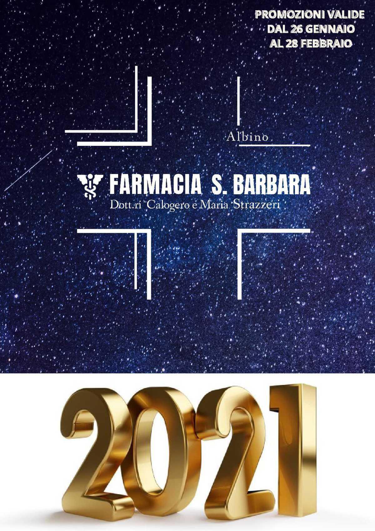 VOLANTINO DELLE OFFERTE 2021