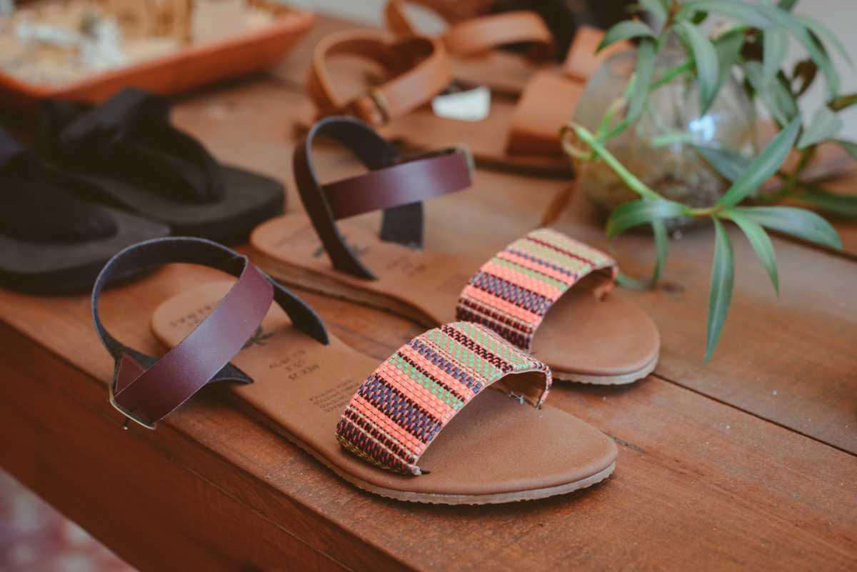 Sandalias Caribeñas