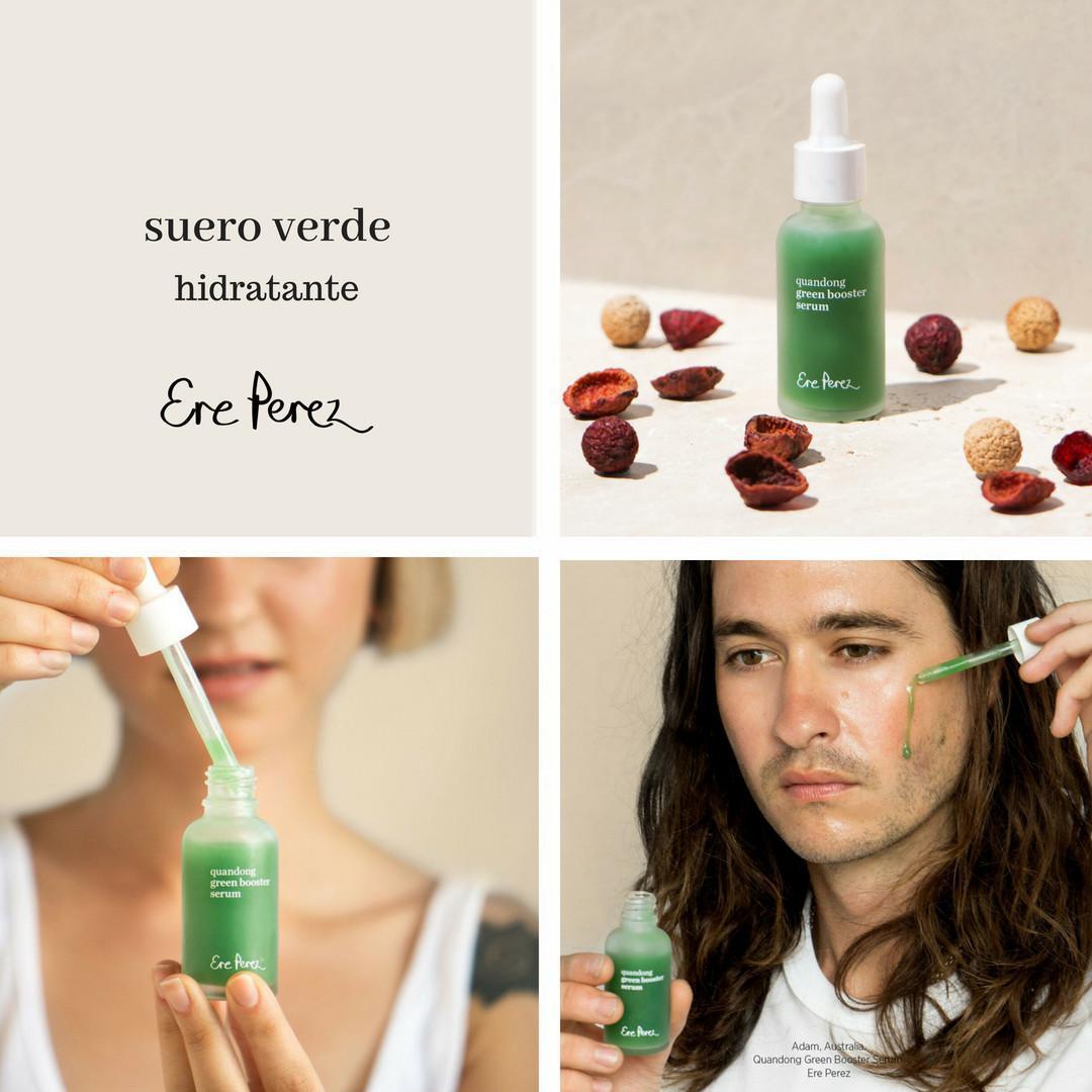 Ere Perez maquillaje botánico
