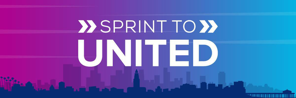 Sprint to UNITED