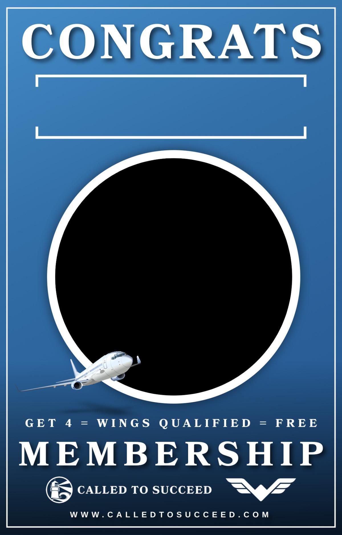 Wings Qualified