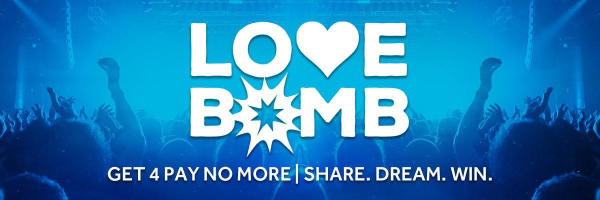 WV February LoveBomb!