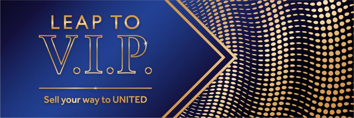 Become a UNITED V.I.P.