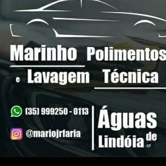 MARINHO POLIMENTOS E LAVAGEM TECNICAS