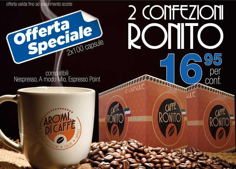 2 Confezioni RONITO a 16.95€ per conf.