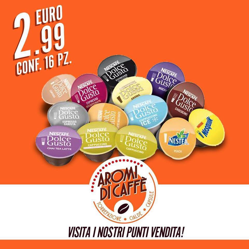 Nescafè Dolce Gusto 2.99€