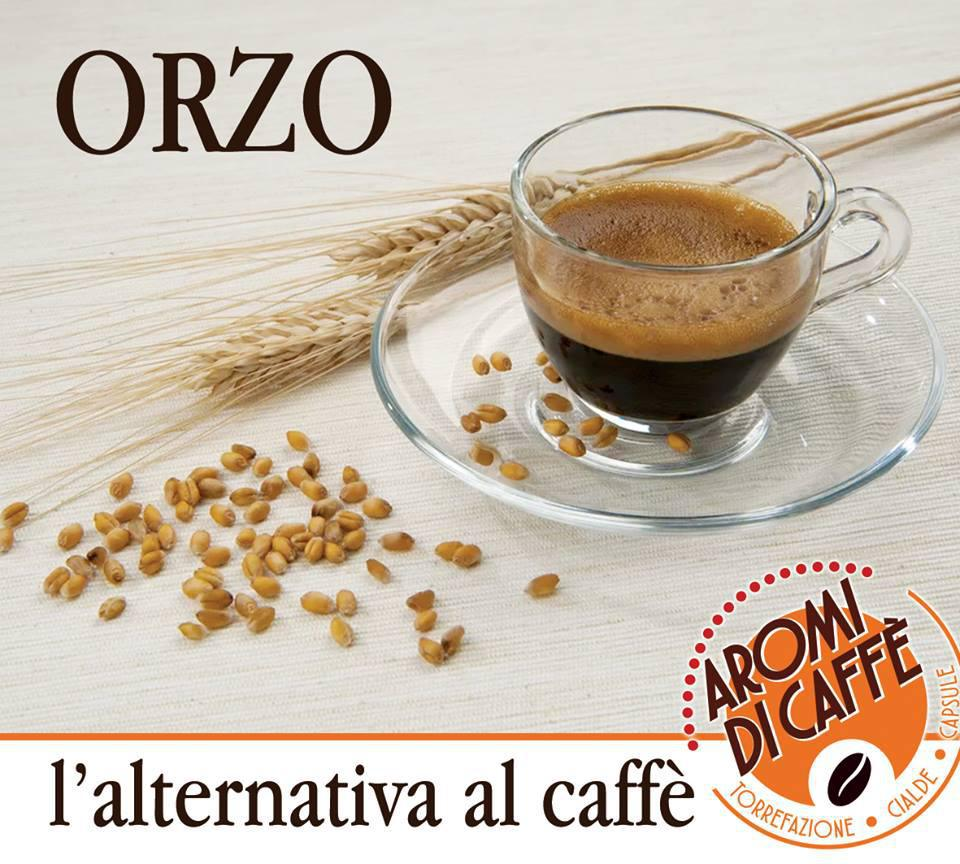 Orzo, l'alternativa al caffè