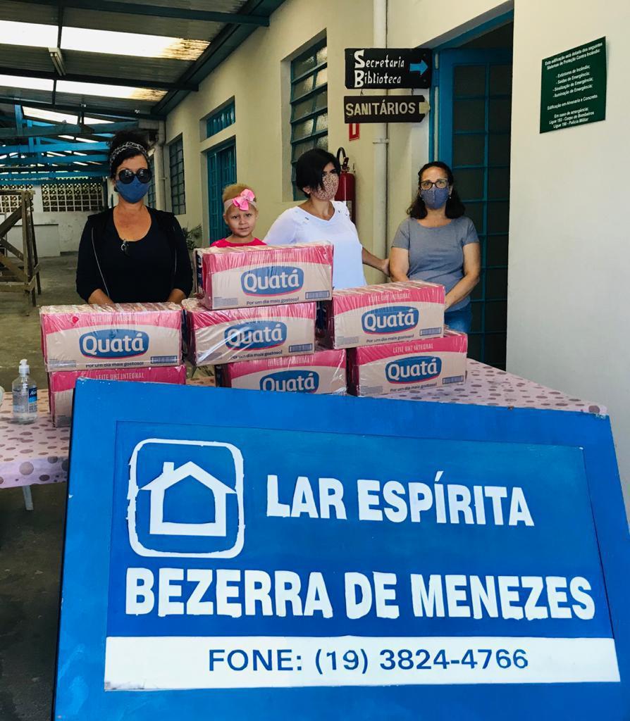Lar Espírita Bezerra de Menezes